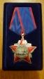 Иподиакон Успенского кафедрального собора г. Салавата Данилов С.Н. удостоен ордена «За заслуги» Российского Союза ветеранов Афганистана