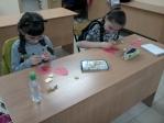 Праздничный урок ко дню Святых Жен-Мироносиц прошел в Воскресной школе в Чишмах