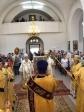 Архиерейское богослужение в день священномученика Симона, еп.Уфимского