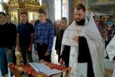 В годовщину гибели игроков и тренеров ХК «Локомотив» в Салавате молитвенно почтили память погибших