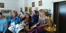 Воспитанники Воскресной школы «Ковчег» г. Мелеуза провели миссионерскую просветительскую акцию «Духовный подвиг новомучеников»