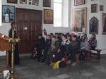 Начались экскурсии школьников в храм
