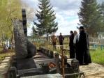 Епископ Николай совершил всенощное бдение в храме свт. Василия Великого с. Чуваш-Карамалы