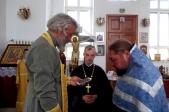 Преосвященнейший Епископ Николай совершил богослужения в храмах Аургазинского благочиния