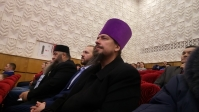 Конференция, посвященная отцам, в рамках года семьи 2018 состоялась в селе Киргиз-Мияки