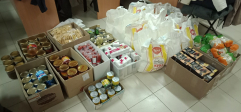 Гуманитарная помощь подопечным Кризисного центра «Мать и дитя» в Чишмах