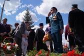В Ермолаево торжественно отпраздновали День Победы