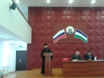 Заседание депутатов городского совета г. Баймака