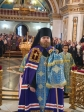 В канун праздника Рождества Богородицы Преосвященнейший епископ Николай принял участие во всенощном бдение которое возглавил Глава Башкортостанской митрополии в кафедральном соборе в Уфе