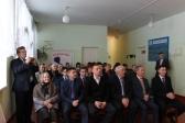 Торжества в Новофедоровке посетил Владыка Николай