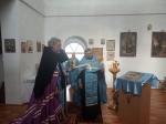Преосвященнейший епископ Николай возглавил приходское собрание и совершил вечерню с акафистом в с.Шафраново