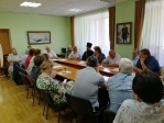 В Уфе состоялось заседание Исполнительного комитета Региональной общественной организации «Собор русских Башкортостана»