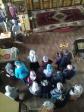 Паломники из Уфы посетили Михаило-Архангельский храм с.Зирган и приняли участие в Таинствах Церкви