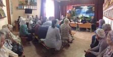 Владыка Николай возглавил приходское собрание в соборном храме г. Кумертау