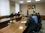 Совещание совета по межконфессиональным отношениям в Салавате