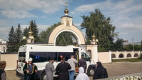 Началась паломническая поездка православного и мусульманского духовенства в г. Казань