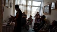 Поздравление с Пасхой в Кумертауской ЦГБ