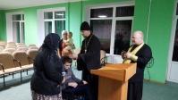 Причащение детей - инвалидов в Кумертау
