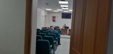 Штатный клирик Успенского кафедрального собора принял участие в заседании Молодежного совета при Администрации Г.О. г.Салават