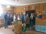 Престольный праздник в храме благоверного князя Александра Невского в селе Кужанак