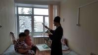 Праздник Крещения Господня в Кумертауской ЦГБ