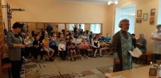 Преосвященнейший Владыка Николай возглавил молебен на Начало учебного года в салаватском Детском доме