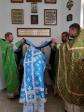 В день памяти праведного Симеона Верхотурского Преосвященнейший епископ Николай совершил Литургию в часовне на озере Аслыкуль в Купоярово