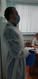 Штатный клирик Успенского кафедрального собора в Крещенский сочельник посетил Хирургический центр города Салават