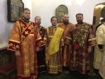 Протодиакон Олег принял участие в первом международном диаконском фестивале-конкурсе