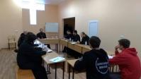 Руководитель отдела по делам молодежи и спорта Салаватской епархии принял участие в Круглом столе по вопросам молодёжного воспитания в г.Уфе