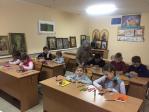 Подготовка к Пасхе в Воскресной школе в Чишмах