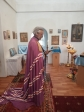 Преосвященнейший Владыка Николай совершил вечерню с акафистом в с.Шафраново