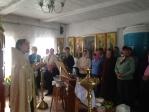 Православные в с. Кананикольское встретили Светлую Пасху