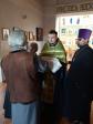 Преосвященнейший епископ Николай совершил всенощное бдение в Никольском храме с.Шафраново