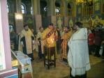 В Свято-Троицком храме города Ишимбая совершена панихида по невинно убиенным от рук террористов в городе Волгограде