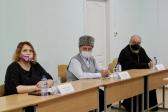 Священнослужитель Салаватской епархии принял участие в мероприятии посвященном противодействию терроризму и экстремизму