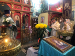 Благочинного Чишминского округа протоиерея Владимира Жданова поздравили с 28-й годовщиной священнической хиротонии
