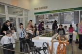 Родительский клуб «Православная семья» посетил новогоднее представление в музее