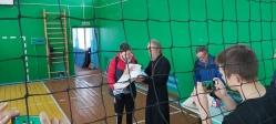 Товарищеский турнир по волейболу в День народного единства в с.Верхотор