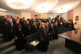 На базе Синодального отдела прошли VIII Учебно-методические сборы военного духовенства