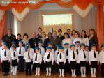Посвящение дошкольников в кадеты