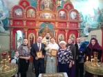 Таинство Венчания в Родительском клубе «Православная семья»