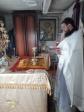 Богослужение Родительской субботы в Екатерининском храме с.Кожай-Семеновка