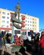 Открытие памятника воинам-интернационалистам в Чишмах