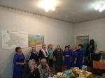 Преосвященнейший Владыка Николай освятил купола в с.Воздвиженка