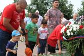 Благочинный Чишминского округа принял участие в праздновании Дня ветеранов боевых действий