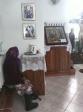 Субботник на территории храма святителя Василия Великого в селе Чуваш-Карамалы