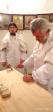 Преосвященнейший епископ Николай совершил чин Великого освящения храма в г.Ишимбае