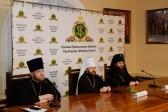 Брифинг, посвященный ситуации в связи обращением бывшего митрополита Киевского Филарета