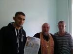 Посещение инфекционного отделения Кумертауской городской больницы